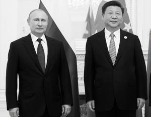 Путин и Си Цзиньпин встретились в Ташкенте перед началом саммита ШОС
