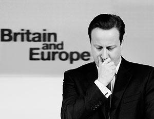 Кэмерон был инициатором референдума, но призывал голосовать за сохранение Британии в ЕС