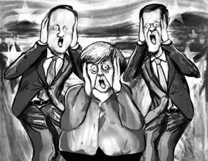 Лондон поторопили с выходом из Евросоюза. ЕС готов поддержать разрушение Великобритании