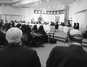 На Соборе присутствовали только 10 из 14 поместных православных церквей