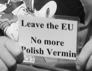 Обычно Лондон сам учит другие страны азам демократии, но теперь сам вынужден выслушивать от ООН и других стран ЕС упреки за разгул ксенофобии