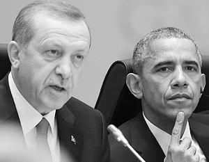 Барак Обама похвалил Эрдогана за шаги навстречу Москве