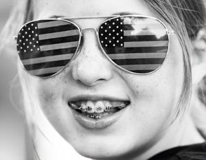 Наименьший уровень патриотизма демонстрирует американская молодежь