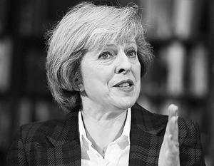«Brexit означает Brexit. И мы добьемся успеха на его базе», – ободрила британцев Тереза Мэй