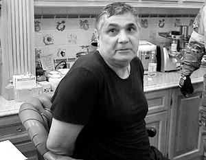 Последний раз Захария Калашова брали под стражу в России более десяти лет назад