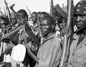 Этнические конфликты типичны для Африки, но на сей раз за спинами сторон стоят мировые державы
