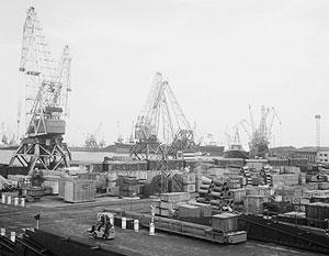 Украинские порты находятся не в том состоянии, чтобы оправдать транзитные надежды Петра Порошенко