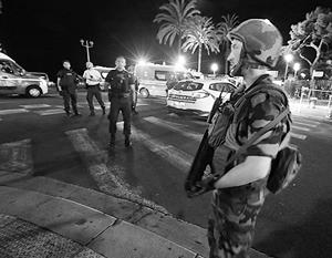 Французские правоохранители не смогли защитить людей на празднике