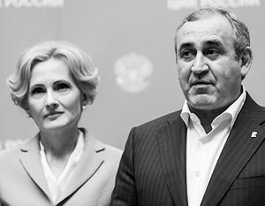 Единороссы Сергей Неверов и Ирина Яровая объявили о запуске партийного мониторинга за выполнением четырех резонансных законов