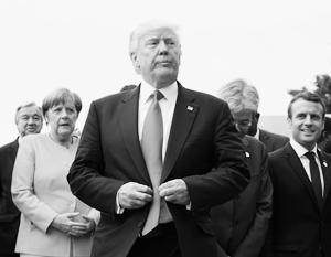 В ответ на давление США у Москвы может возникнуть сильный соблазн возглавить «Интернационал изгоев»