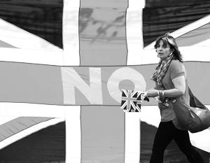Северная Ирландия в основном голосовала против выхода Великобритании из ЕС
