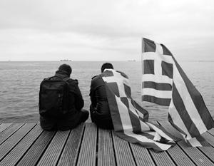 Вера простых греков в силу собственных властей давно сошла на нет