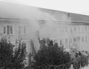 В хакасской колонии пришлось применить тюремный спецназ