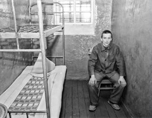 Осужденный за зверское убийство жены и двухлетней дочери Вячеслав Князев содержится в спецколонии для тех, кому казнь заменена пожизненным заключением