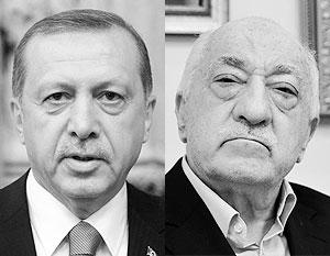 Интересы некогда союзников, а ныне заклятых врагов Эрдогана и Гюлена столкнулись не только в Турции, но и в бывших советских республиках