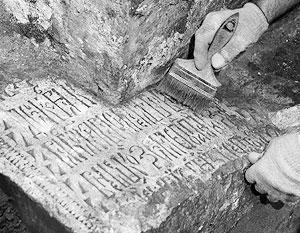 Для археологов Кремль оказался идеальным местом – они нашли там «толщу сертифицированного культурного слоя» ранней Москвы