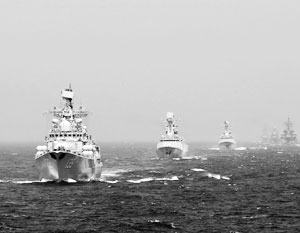 Российский и китайский ВМФ проведет уже шестые совместные учения