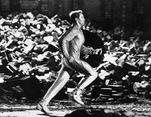 По мнению экспертов, если разрешить допинг, соревнования превратятся в настоящую гонку смерти, как в фильме «Бегущий человек» cо Шварценеггером