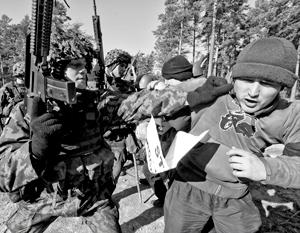 Силы быстрого реагирования в литовской армии были сформированы из страха перед повторением «донбасского сценария»