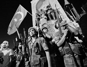 Телеканал «Царьград» представил фильм-расследование о мятеже в Турции