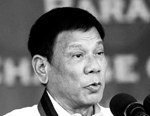 Президент Филиппин ругает США ради своих избирателей