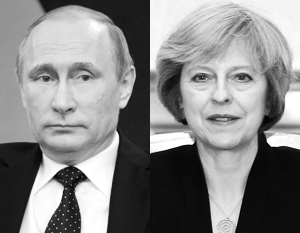 Встреча Владимира Путина и Терезы Мэй может подтолкнуть страны к сотрудничеству