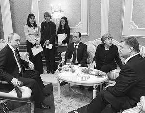 Судьба нормандского формата под вопросом после вылазки украинских диверсантов в Крым