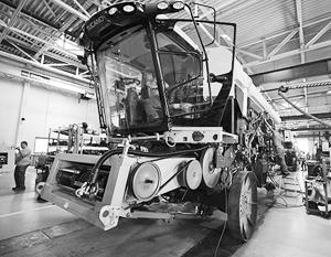Выпускать в России тракторы и комбайны стало даже выгодней, чем в Канаде