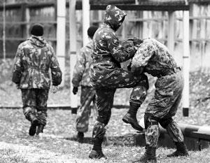 На учениях ОДКБ отработали призывы к солдатам НАТО сдаваться в плен