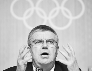 Бах недоумевает, почему Макларен отказывается показать ему конкретные доказательства виновности российских атлетов