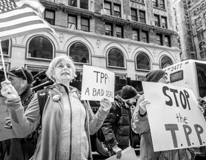 В мире: ТТП может стать крупным провалом Обамы в Азии