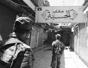 Борьба за некоторые кварталы перестала быть для САА и союзников «медийной»