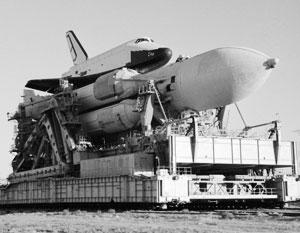 Сверхтяжелая РН «Энергия» совершила лишь два полета в конце 1980-х годов