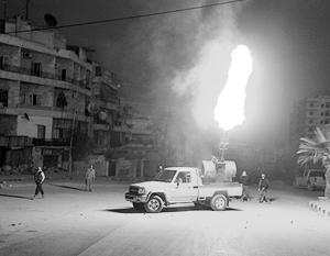 Правительственные силы не стали отвлекаться на попытку джихадистов штурмовать Хаму