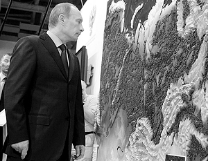 Путин территориями не торгует