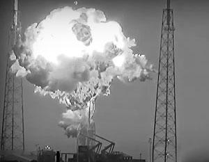 Риск трагедии начинается с момента постановки ракеты на стартовую площадку