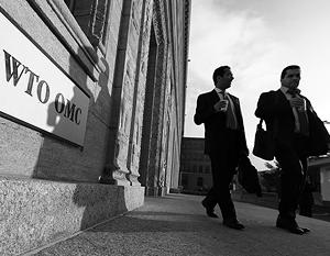 Отстаивая заявленные принципы ВТО, Путин выражает интересы не только России