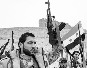 Район нефтехранилища стоит рассматривать как последний пункт обороны джихадистов