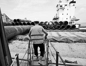 Строительство газопровода, по утверждению шведских политиков, несет угрозу безопасности скандинавской страны