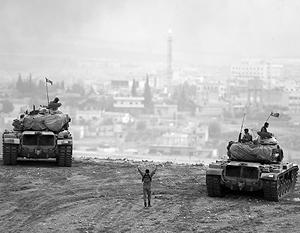 Одна из задач Турции – помешать курдам отбить оккупированный ИГИЛ Аль-Баб