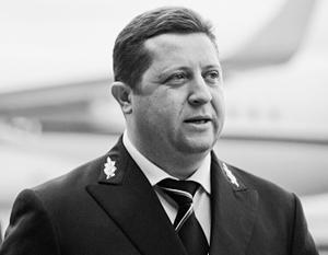 Гендиректор авиаотряда «Россия» Ярослав Одинцев помещен под домашний арест
