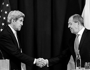 Соглашение Лавров – Керри уже записали в актив Москвы