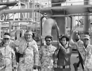 Ливийский нефтяной полумесяц оказался в руках войск генерала Халифы Хафтара