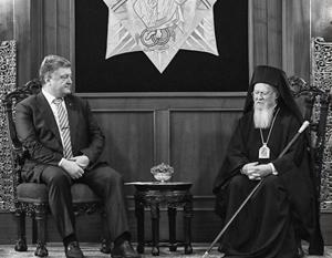 Общество: Попытка снять анафему с Филарета демонстрирует безграмотность Киева