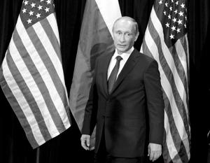 Путин становится символом сопротивления глобализации