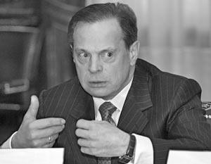 Вице-президент компании «ЛУКОЙЛ» Сергей Кукура