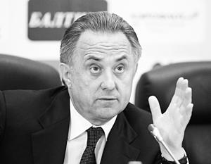 Виталий Мутко не намерен снимать свою кандидатуру на пост главы РФС