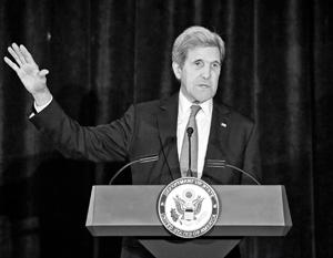 Керри намерен продемонстрировать успехи примирения в Сирии, но Пентагон не собирается ему подыгрывать
