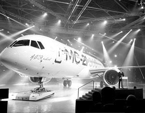 «Аэрофлот» заявил о намерении купить 50 самолетов MC-21
