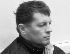 Украинская сторона утверждает, что Сущенко находился в России в отпуске